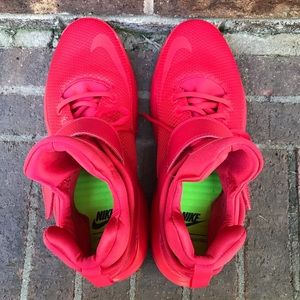 Nike Shoes - Men's Nike Kwazi Action Red Sneakers Size 11